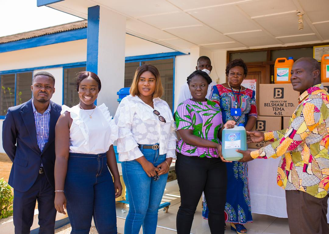 Belshaw Limited donated to Tema General Hospital